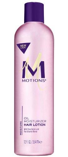 Motions Hair Lotion, Oil Moisturizer 12 oz