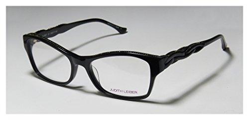 judith-leiber-1657-womens-ladies-cat-eye-full-rim-eyeglasses-eye-glasses-54-17-140-black