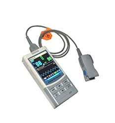 ChoiceMed MD300M Handheld Large Screen Colour Pulse Oximeter