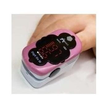 Image of Digit Ox lll Pulse Oximeter, Dig Ox Iii Pulse Oximeter Pink, (1 EACH, 1 EACH) (UHS-PMI8611-1EACH)