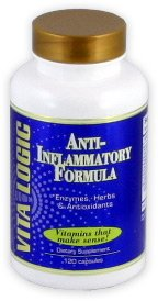 VitaLogic Anti-Inflammatory By VitaLogic - 120 Capsules
