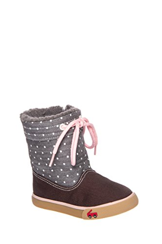 Toddler's Greta Casual Flat Boot