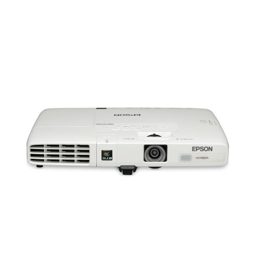 Epson EB-1771W Ultra-mobile projector with WXGA resolution