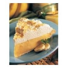 Schwans Mrs Smiths Restaurant Clas Banana Cream Pie, 27 Ounce -- 6 per case.