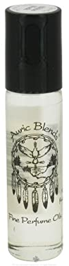 Auric Blends  Fine Perfume Oil Roll On White Musk  0.33 oz.