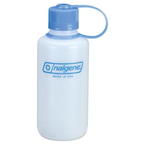 Nalgene Hdpe Narrow Mouth Water Bottle (1-Pint) front-539711