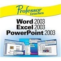 Professor Teaches Word, Excel & PP (Jewel Case)