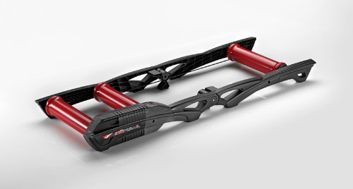 Elite Arion Mag Resistance Parabolic Roller - Black/Red