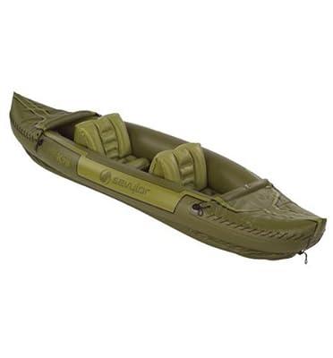 3413GRE Stearns Tahiti Inflatable Fishing/Hunting Kayak