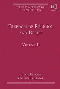 Law and Religion, an Overview Silvio Ferrari and Rinaldo Cristofori