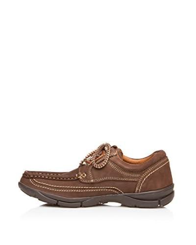 Fortium Usa Zapatos con Cordones Pespuntes