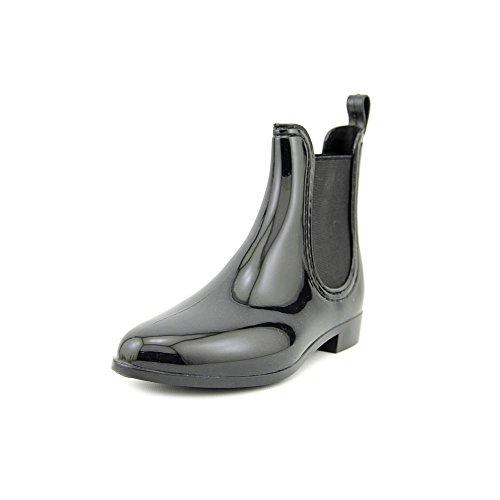 Dizzy Stretch Women US 7 Black Rain Boot (Dizzy Rain Boots compare prices)