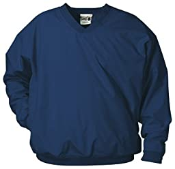 Badger Sportswear Microfiber Windshirt, 4XL, Navy