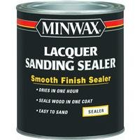Minwax 15400 Lacquer Sanding Sealer, 1-Quart (Wood Sanding Sealer compare prices)