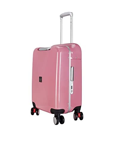 Seat-On 20 Inch Carry On, Pink