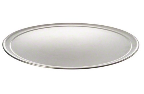 American Metalcraft TP18 TP Series 18-Guage Aluminum Standard Weight Wide Rim Pizza Pan, 18-Inch (Pizza Pans 18 Inch compare prices)