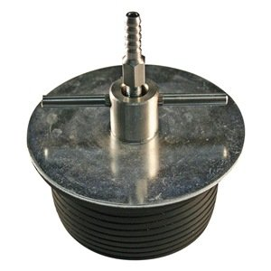 Mech Expansion Plug, Vented Turn-Tite, 1In