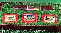Bavaria Sausage Sampler and Cheese Gift Box