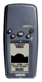 Garmin Geko 301 Waterproof Hiking GPS