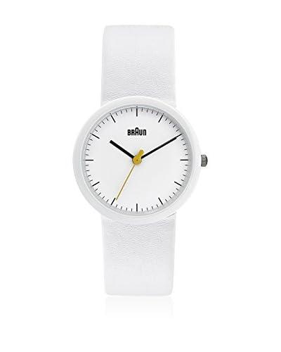 Braun Reloj de cuarzo BN0021WHWHWHL  31 mm