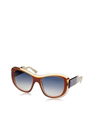 Marni Gafas de Sol 28605 (51 mm) Marrón / Miel / Naranja