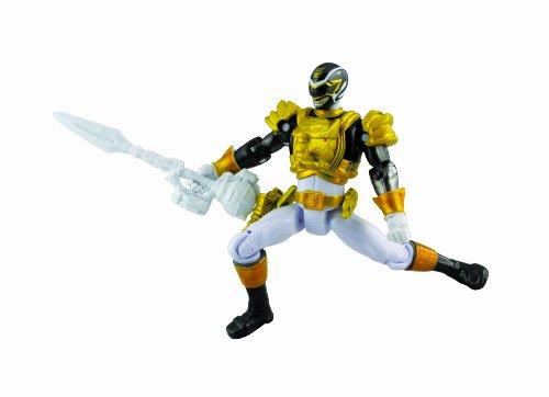 Power Rangers Megaforce Metallic Force Ultra Black Ranger - 1