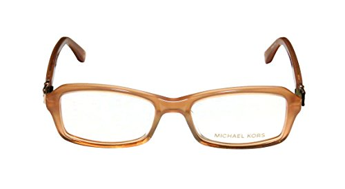 62f62708132 (click photo to check price). 2. Michael Kors MK868 276 Rectangular  Eyeglasses ...