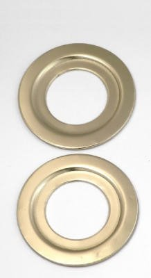 Belwith Products 6001 Wall Patch Door Guard Almond