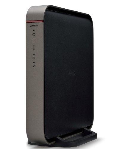 BUFFALO AOSS2 11n/a/g/b 450プラス450Mbps 無線LAN親機 WZR-900DHP