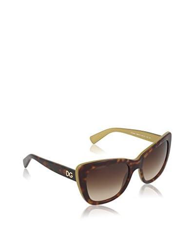 Dolce & Gabbana Gafas de Sol 4260 Havana / Dorado