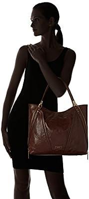 Calvin Klein Leather Tote Bag