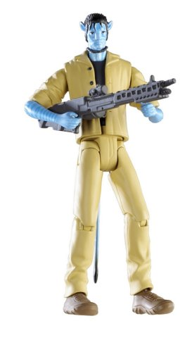 Buy Low Price Mattel Avatar Na'Vi Jake Human Action Figure (B002LE8LSG)