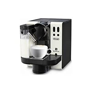 Delonghi EN660 Nespresso Lattissima Coffee Maker Machine Cream