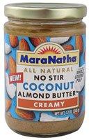 MaraNatha Coconut Almond Butter Creamy -- 12 oz