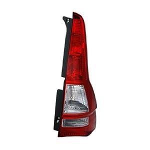 OE Replacement Honda CR-V Passenger Side Taillight Assembly (Partslink Number HO2801173)