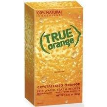 True Orange Flavored Juice Mix, 0.028 Ounce - 100 per pack -- 12 packs per case. (Cafeteria Juice Dispenser compare prices)