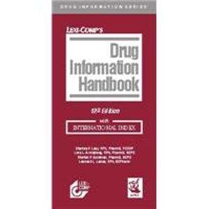 lexicomp drug information handbook free download