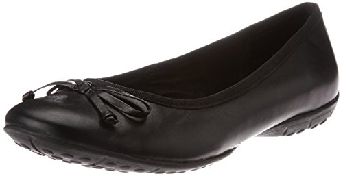 [クラークス] Clarks Arizona Heat 20349046 Black Leather(Black Leather/UK4.5)