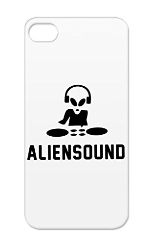 Anti-Shock Records Urban Rock`N Roll Sound Headphone Headphones Country Rock Music Party Classic Pop Fun Rock And Roll Sounds Jazz Crazy Hiphop Metal Dance R&Amp;B Birthday Dj For Iphone 5/5S Black Dj Cover Case