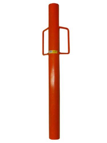 3 Inch Wide x 36 Inch Long Post Driver Orange