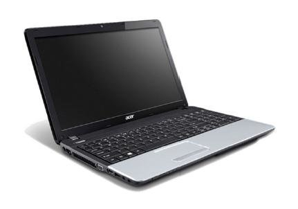 Acer TravelMate P253-E Notebook, Processore Pentium Dual Core 2.2 GHz, RAM 2 GB, HDD 500 GB