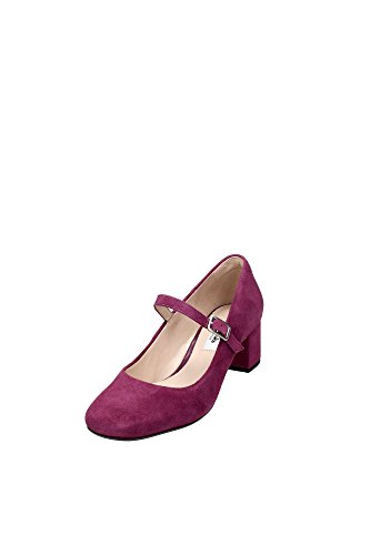 Clarks CHINABERRY POP Decollete' Donna Camoscio Fuxia Fuxia 38
