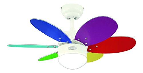 Westing House Turbo II 6 Blade Ceiling Fan