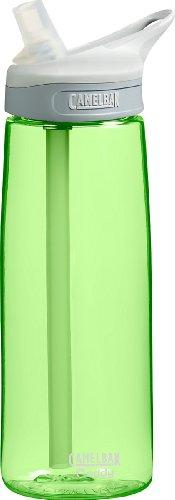 Camelbak Eddy Bottle (0.75-Liter/24-Ounce,Grass)