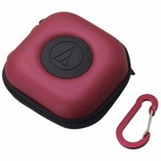 オーディオテクニカ ヘッドホンキャリングケース(レッド)audio-technica AT-HPP300 RD