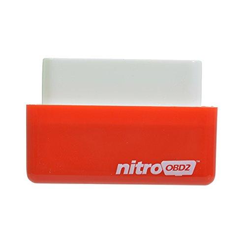 Nitro OBD2 Diesel Red Economia Centralina Power Box carburante ottimizzazione Device