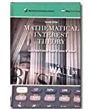 img - for Mathematical Interest Theory (Mathematical Association of America Textbooks) 2nd (second) edition book / textbook / text book