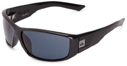 QUIKSILVER Slink Men's Sunglasses Black/Grey One Size