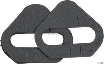 Bike Fit Wedges for SPD Pedals
