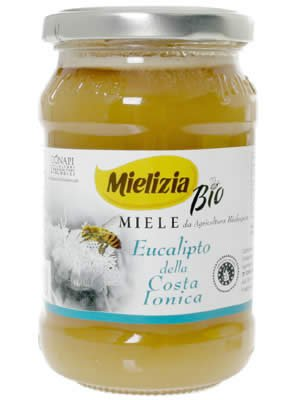 Mielizia|products|nichifutsu eucalyptus honey 400 g